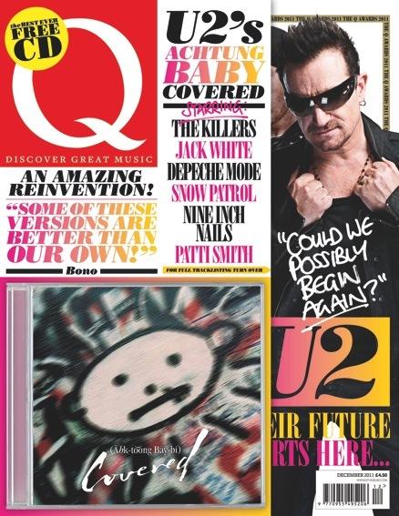 Versiones de Achtung Baby en el CD de Q Magazine