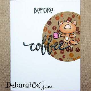 Coffee sq - photo by Deborah Frings - Deborah's Gems