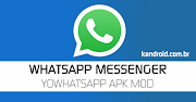 YoWhatsApp v8.12 - Atualizado 2020 com Anti Ban (Whatsapp Modificado)