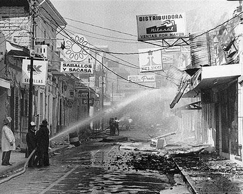 Los Cuatro Desastres Naturales Que Destruyeron A Nicaragua