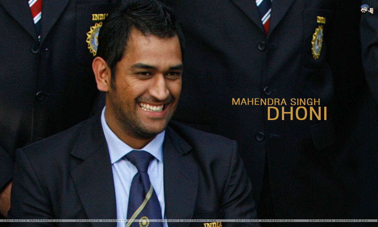 Mahendra Singh Dhoni With Short Haircut  Hairstyle Ideas For Men
