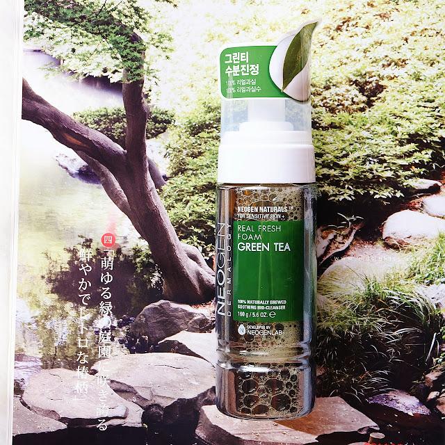 neogen green tea review