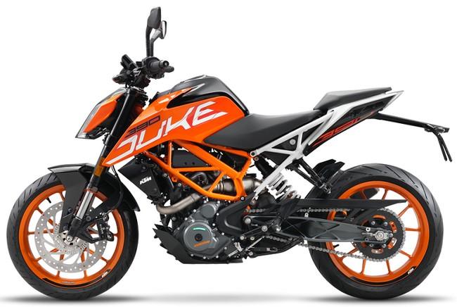 Harga KTM Duke 390