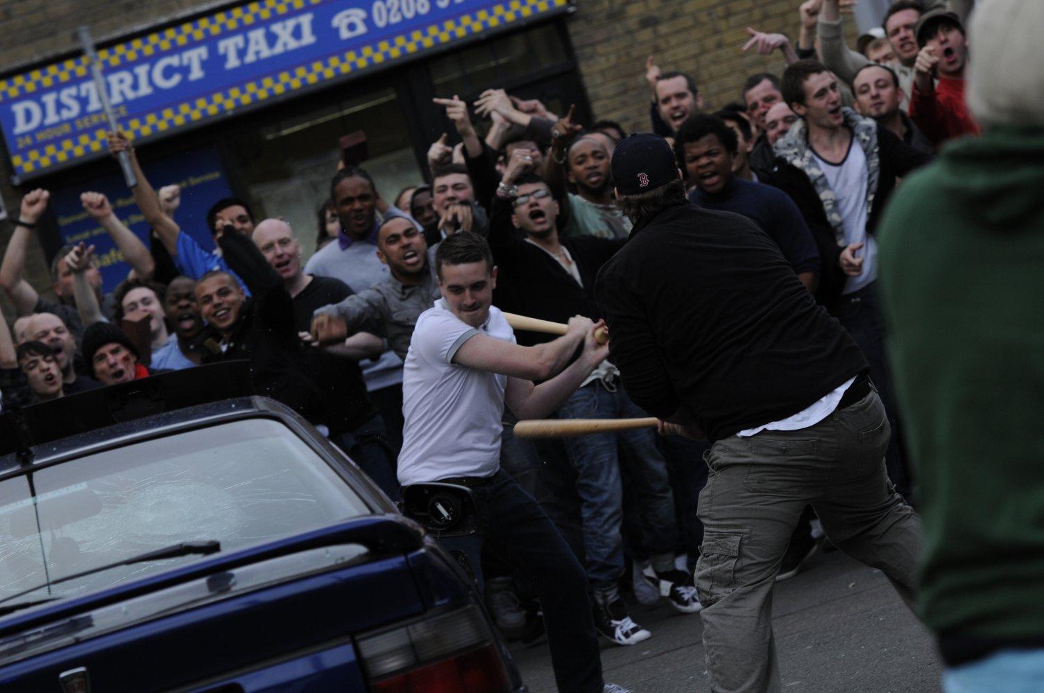 White Collar Hooligan 2 England Away