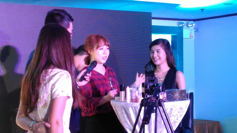 Yeppunonnie Philippines grand launch exclusive party