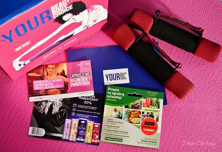 ShinyBox Your Beauty, Your Body, Your Choice!Noble Health Program dietetyczno-treningowy