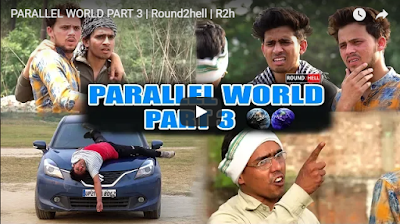 PARALLEL WORLD PART 3 Round2hell R2h