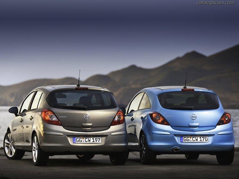 صور سيارة اوبل كورسا 2013 - اجمل خلفيات صور عربية اوبل كورسا 2013 - Opel Corsa Photos Opel-Corsa-2011-13.jpg