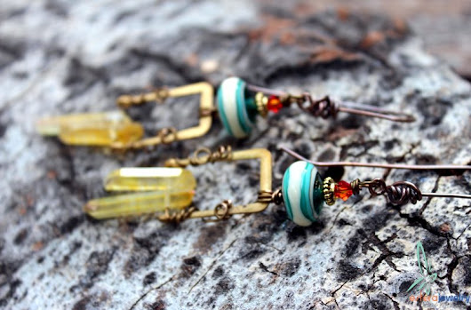 Earrings Everyday: Miners daughter wants to party