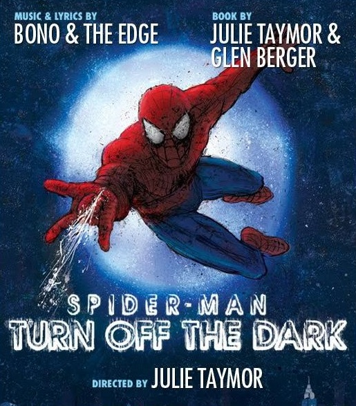 'Spider-Man: Turn Off the Dark' poster