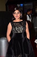 Niveda Thomas Black Sleeveless Cute Dress at 64th Jio Filmfare Awards South 2017 ~  Exclusive 001.JPG