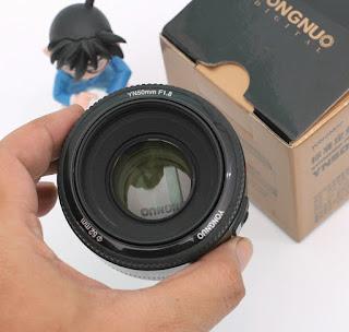 2nd Lens YN 50mm f1.8
