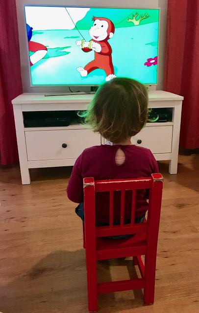 Cartoni animati: Curious George batte Masha 10 a 0, almeno per me