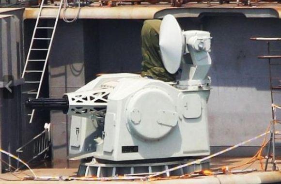 Gatling Gun Tipe 1130