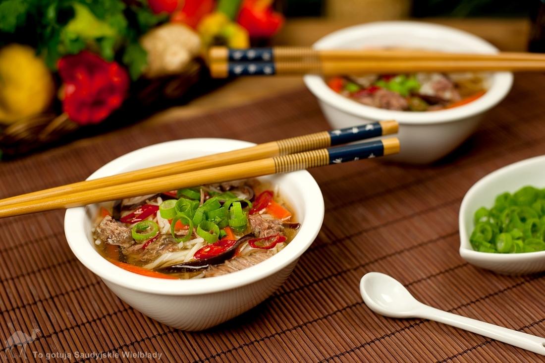 Chińska zupa bogów