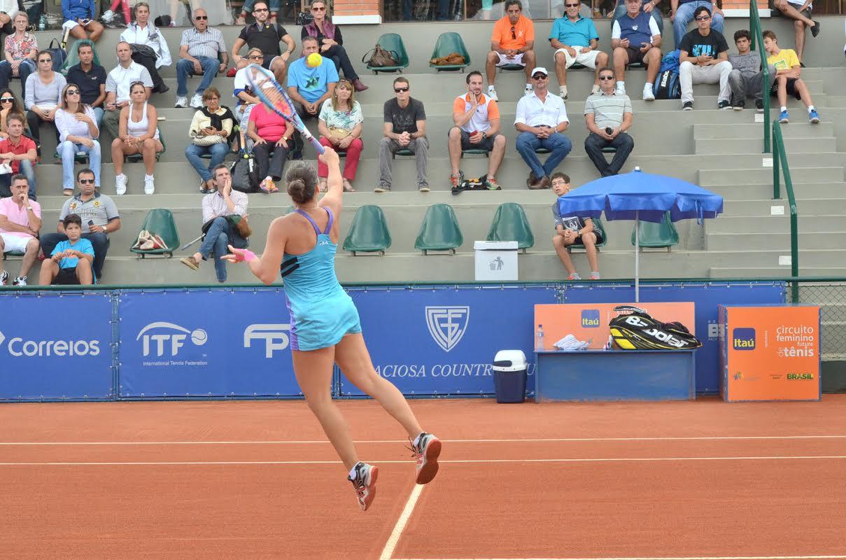 57d7e9e1b03 Graciosa Country Club recebe o Circuito Feminino Future de Tênis ...