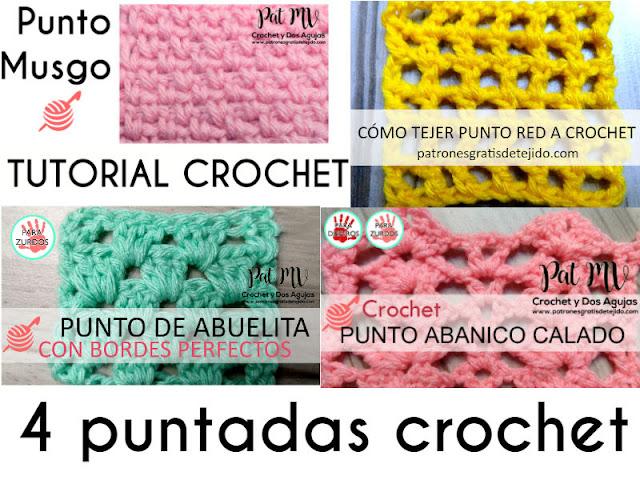 como-tejer-nuevos-puntos-a-crochet