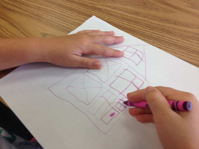using children's photos for documentation purposes