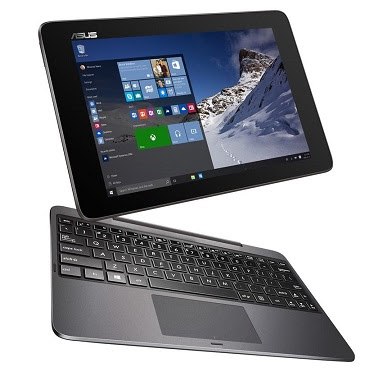 ASUS Transformer Book T100HA laptop touchscreen