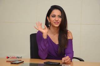 Rakul Preet Singh Stills at Dhruva Movie Interview