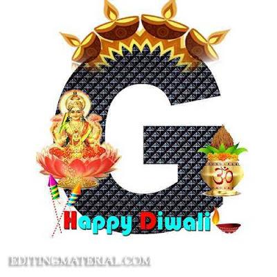 Diwali G name image