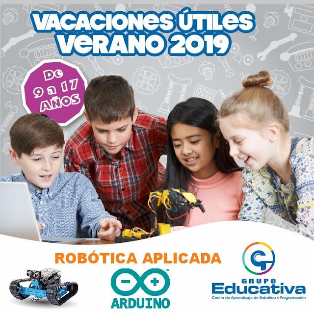 vacaciones-utiles-arequipa-ninos-robotica-verano-2019-lego-cursos-clases-talleres-club-lab-ucsp-taller-arduino