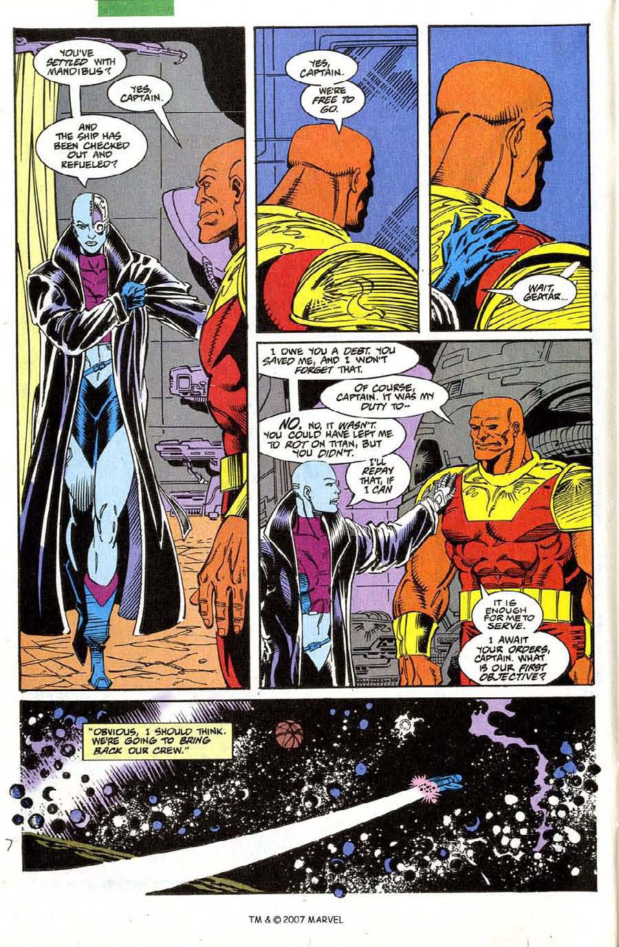 Read online Silver Surfer (1987) comic -  Issue #73 - 12