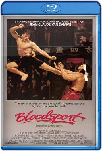 Contacto sangriento (1988) HD 1080p Latino