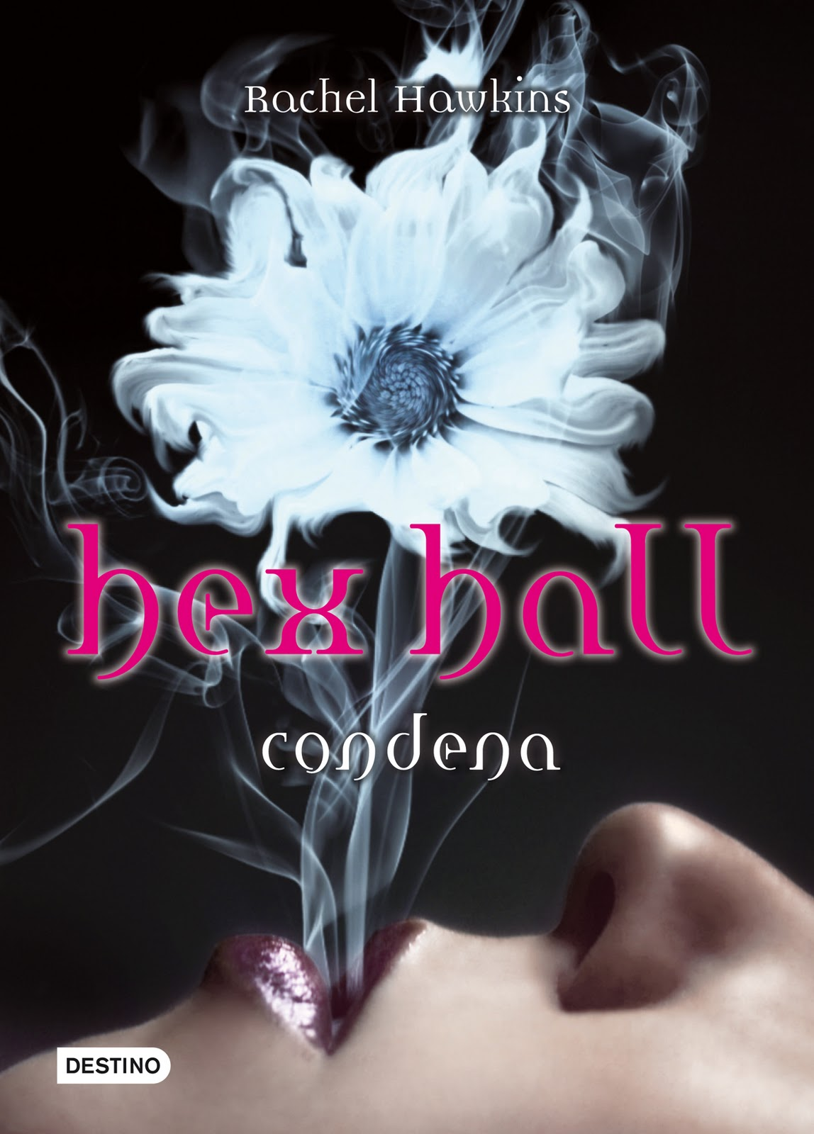 Reseña #29: Condena (Hex Hall, #1) - Rachel Hawkins