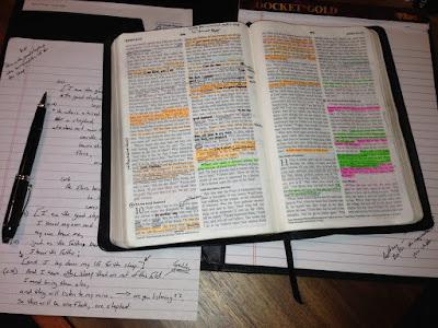 Três tipos de preparação de sermão