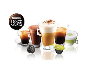 nescafe dolce gusto, buat kopi berkualitas dirumah sendiri