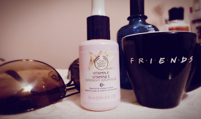 The Body Shop - Vitamin E Serum-In-Oil