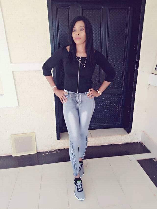 Here Is BENITA PIUS Who Use Fake Names On Facebook