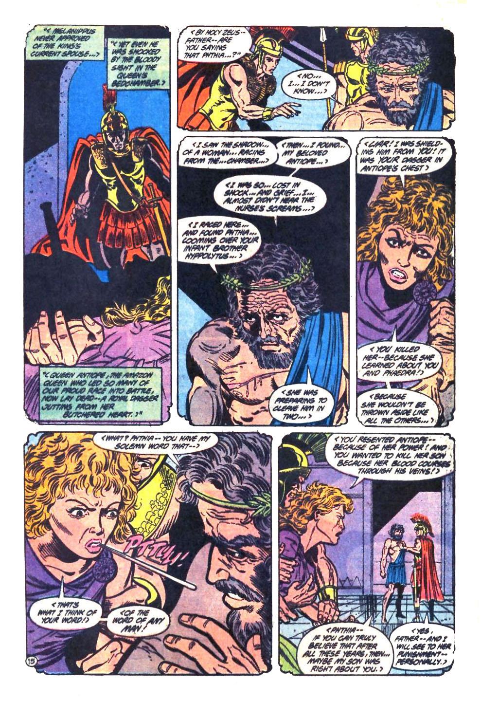 Read online Wonder Woman (1987) comic -  Issue #33 - 16