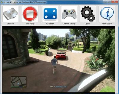 Hack software/games, etc   : Xbox 360 Emulatorx V