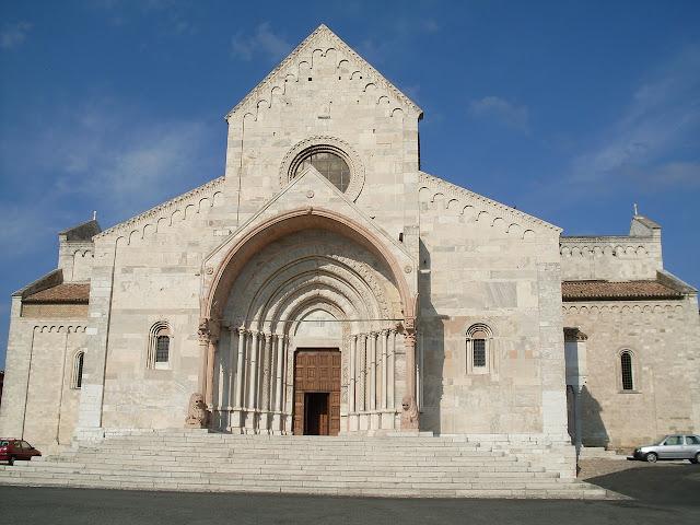 Ancona : duomo di San Ciriaco