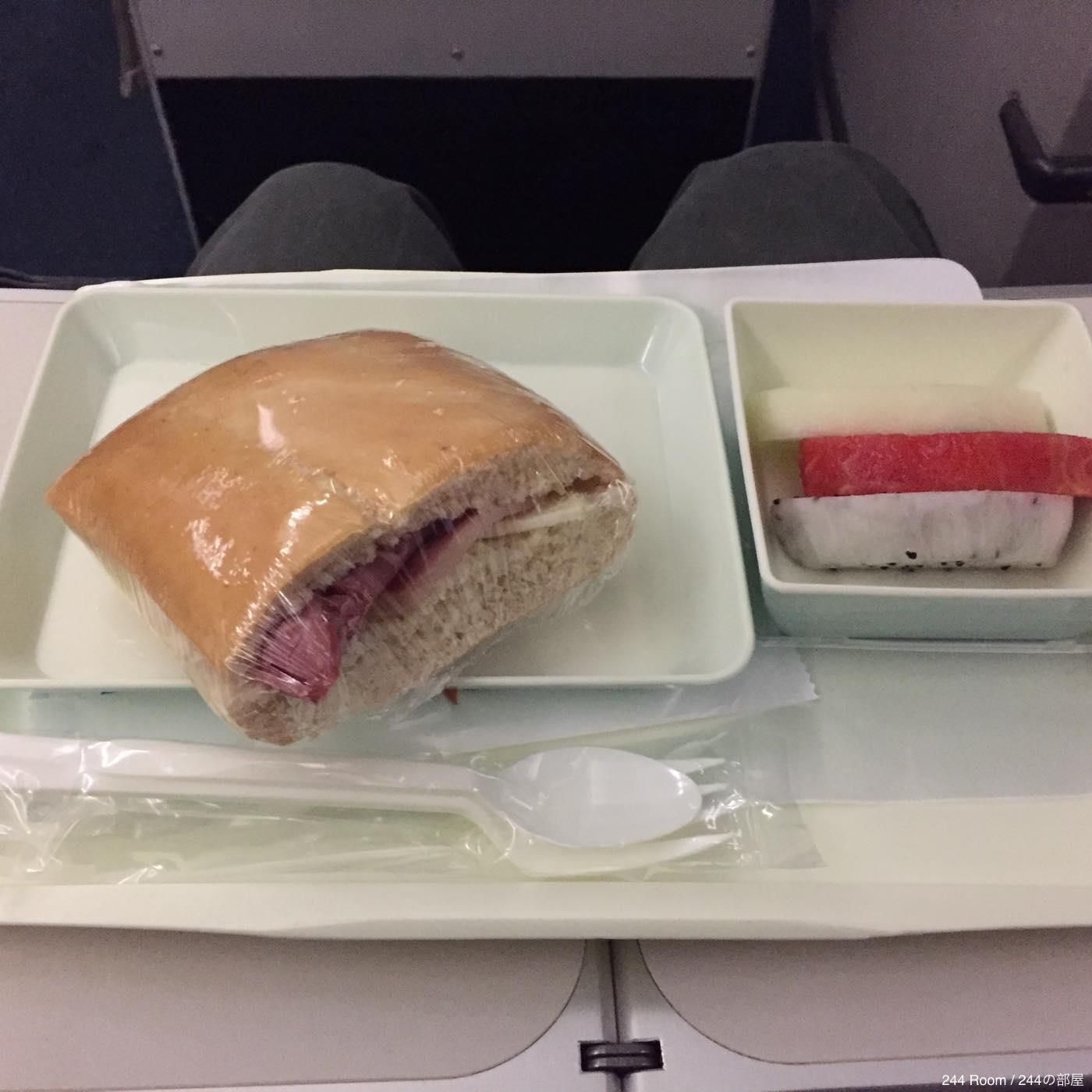 ベトナム航空国内線機内食 Vietnamairlines-domestic-flightmeal