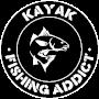 Kayak Fising Addict Logo