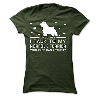 Norfolk Terrier T Shirts