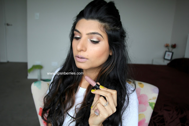 MAC Driftwood lipstick