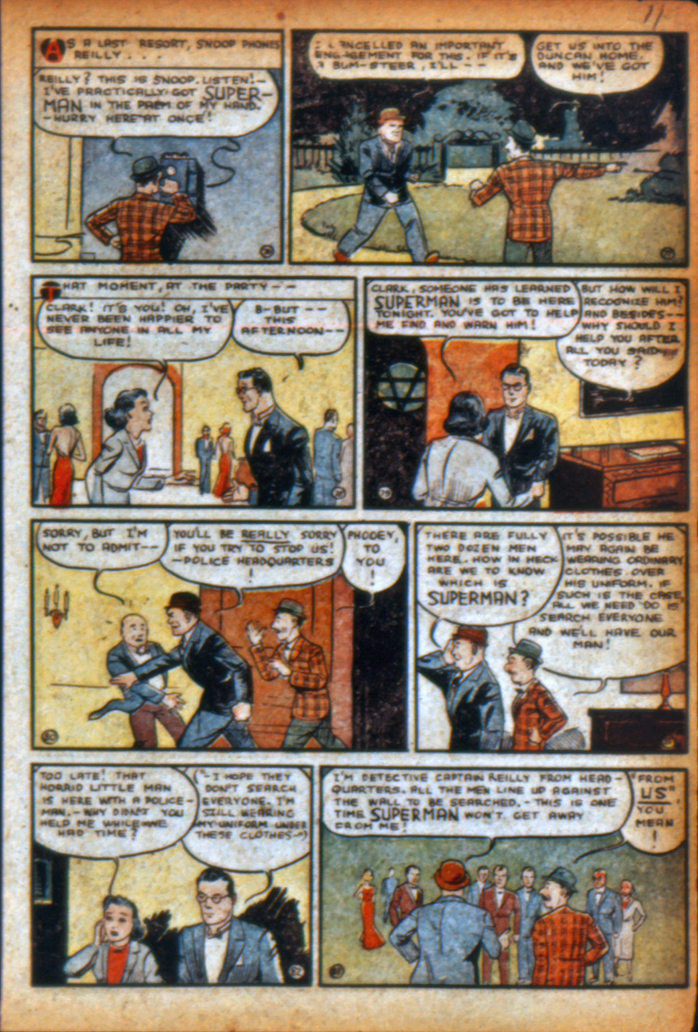 Read online Action Comics (1938) comic -  Issue #9 - 14