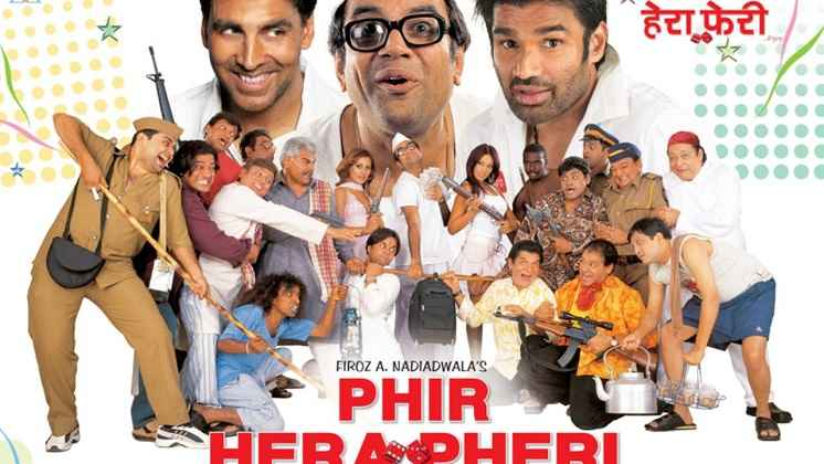 Phir Hera Pheri Full Movie Download 720p Full HD Direct Download Links