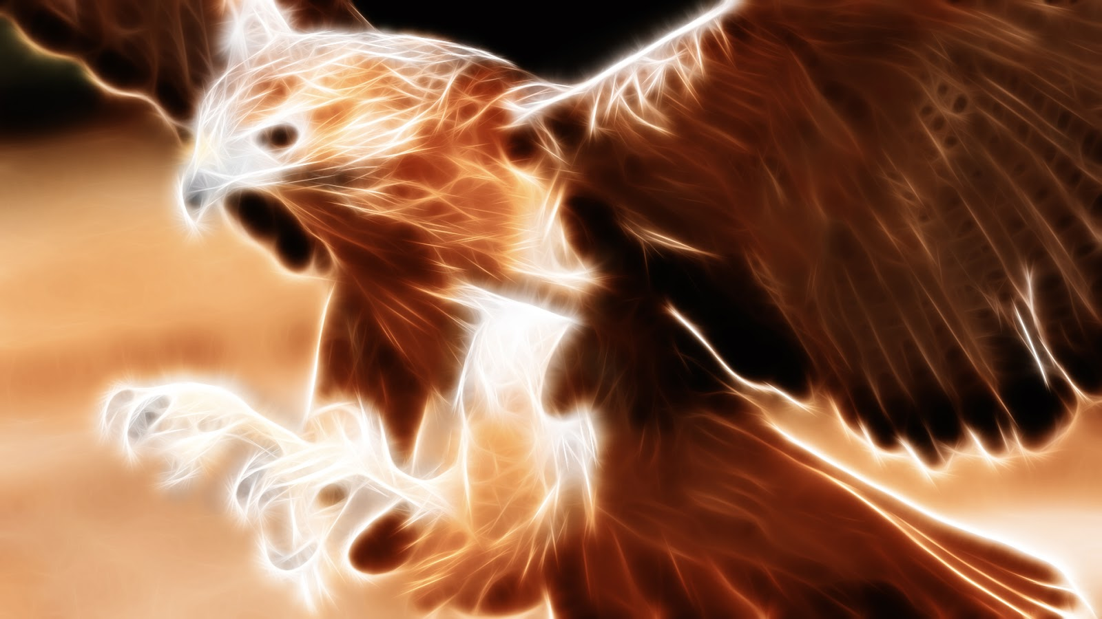 Lion Animal Wallpaper Nice Animals Fractal All About Photo