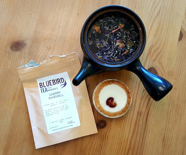 Cherry Bakewell, Bluebird Tea Co