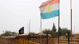 وفد بريطاني يفضح و يكشف علاقة سرية بين داعش وكردستان في الموصل و ينشرها في صحف عالمية !