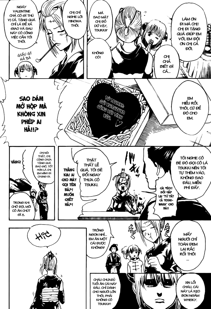 Gintama Chap 295 page 11 - Truyentranhaz.net