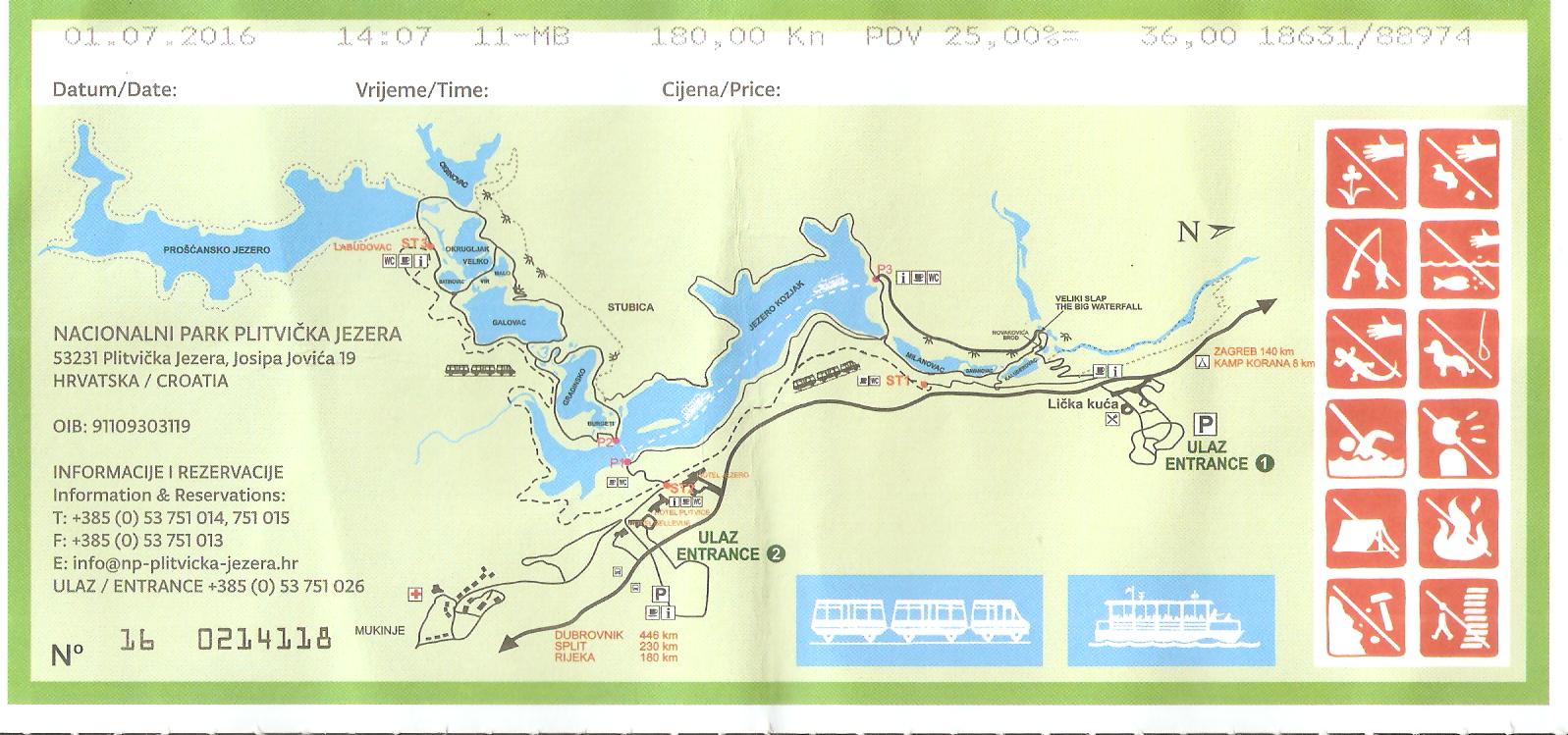 plitvicei tavak térkép Plitvicei Tavak Térkép | Térkép