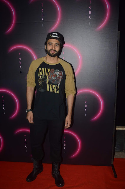 Jackky Bhagnani at the launch of Tsuki