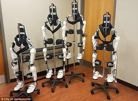 What Are The Hal CYBORG LEGS'?