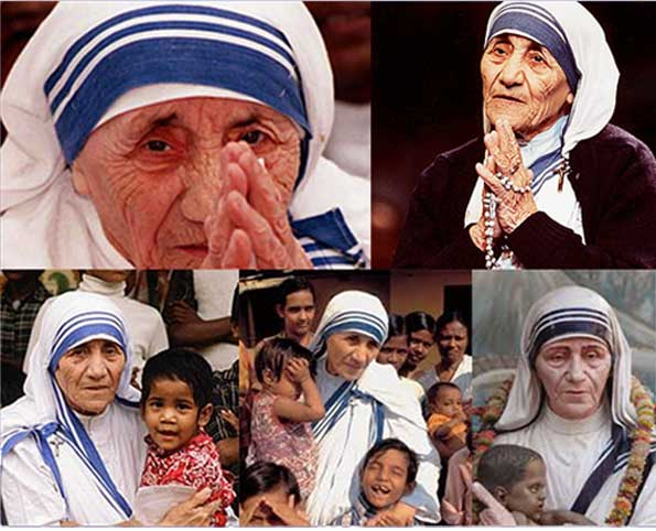 Brief Biography of Mother Teresa